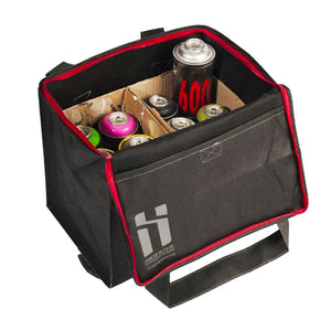 Mr. Serious 12 Pack Spray Can Bag