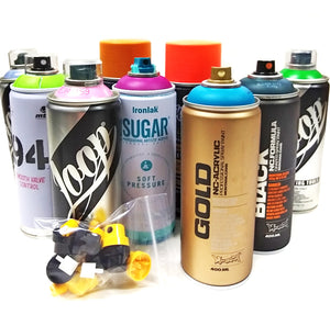 Spray Paint Mystery Box - 9 Pack