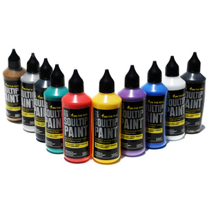 OTR .901 Soultip Paint 100ml Complete Set of 10 Colors