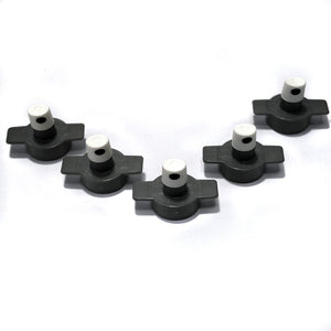 Uprok Adapter - Two Finger Wing GRAY Adapter Caps for Krylon (5ct)