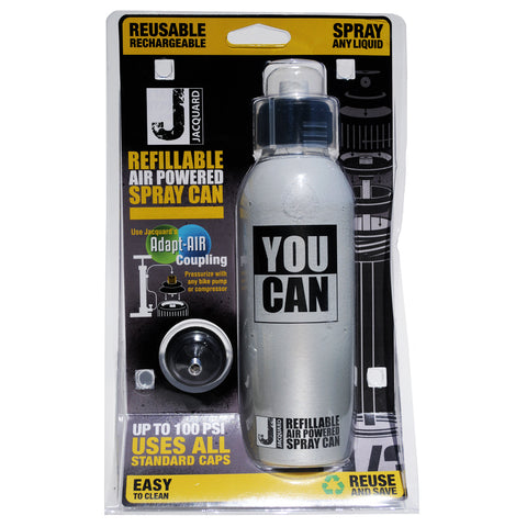 YouCAN Refillable Air Pressured Spray Can by Jacquard