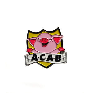 ACAB - Limited Edition Enamel Pin