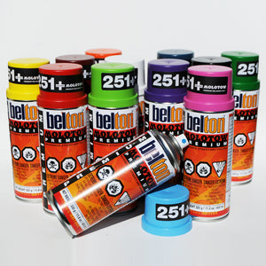 Molotow Premium Belton 400ml Spray Paint 12 Pack - Popular Colors - InfamyArt - 4