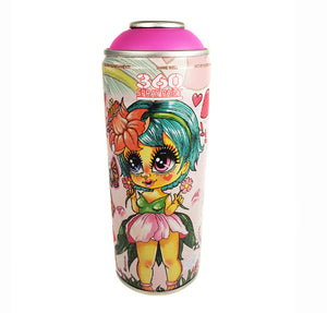 "360 Paint Limited Edition ""Butterflies"" Spray Can - NALAH"