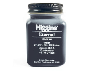 Higgins Eternal Waterproof Black Ink