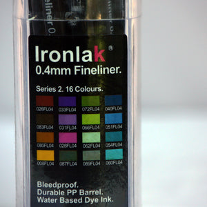 Ironlak Fineliner Set - Series 2 - InfamyArt - 3