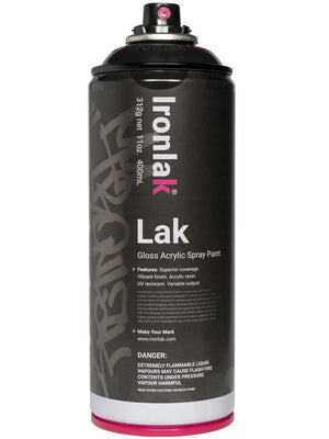 Ironlak 400ml Most Popular Colors Set of 12