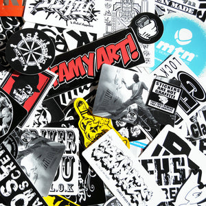 Jaber Sticker Pack - InfamyArt - 4