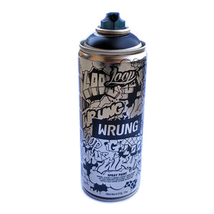 Loop Limited Edition Spray Can - WRUNG