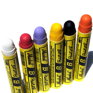 Markal B Paintstik Solid Paint Marker Set
