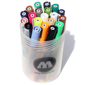 Molotow One4All 127 HS Paint Markers 20 count Main Kit 2
