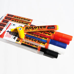 Molotow One4All 127 High Solid Basic Kit 1 (set of 6)