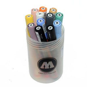 Molotow One4All 227 High Solid Paint Marker Pastel Kit - InfamyArt - 1