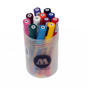 Molotow One4All 227 High Solid Paint Marker Main Kit 1 - InfamyArt - 1