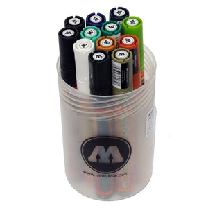 Molotow One4All 227 High Solid Paint Marker Main Kit 2