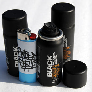 Montana BLACK Mini 50ml Spray Paint set of 3 - InfamyArt - 4
