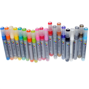 MTN 5mm Water Based Paint Markers 20-Pack