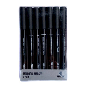 MTN Technical Marker 7 pack