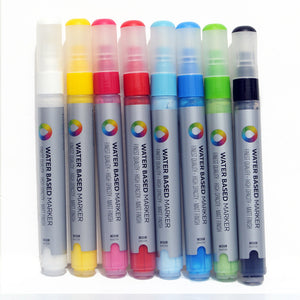 MTN 5mm Water Based Paint Markers 8-Pack - InfamyArt - 2