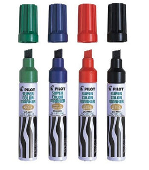 Pilot Jumbo Super Color Ink Marker - InfamyArt - 1