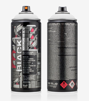 Montana Cans BLACK Limited Edition Spray Can - ASKE