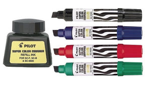 Pilot Jumbo Super Color Ink Marker - InfamyArt - 4