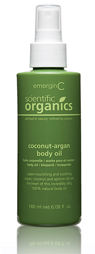 Coconut-Argan Body Oil