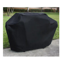 Load image into Gallery viewer, BBQ Grill Cover Waterproof PANTHER Series Heavy Duty - Black
