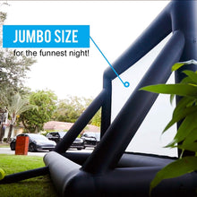 Load image into Gallery viewer, Jumbo Inflatable Screen Projector - 16  Feet