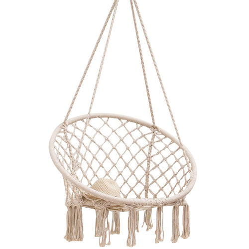 Macrame Chair Hammock Seat Swing