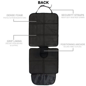 Baby Infant Car Seat Cover Protector Waterproof Heavy Duty - Black