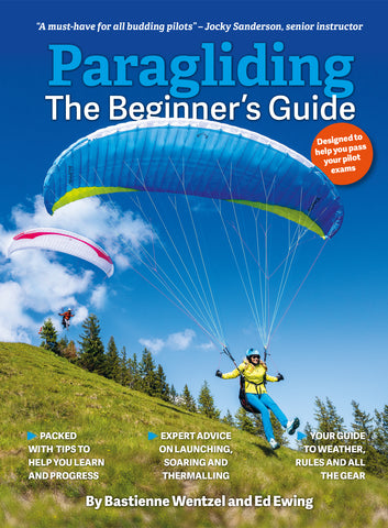 Paragliding: The Beginner's Guide