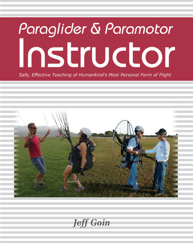Paraglider & Paramotor Instructor Guide