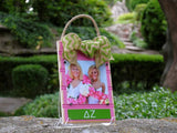 Sorority Beadboard Picture Frame - Merry Belles - Campus Connection - 5
