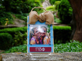 Sorority Beadboard Picture Frame - Merry Belles - Campus Connection - 10