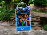 Sorority Beadboard Picture Frame - Merry Belles - Campus Connection - 8