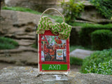 Sorority Beadboard Picture Frame - Merry Belles - Campus Connection - 1