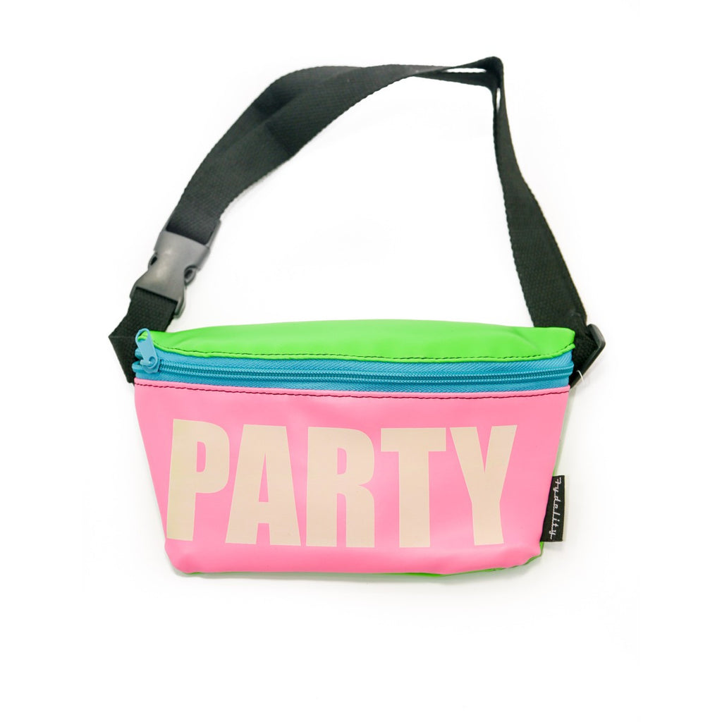 Party Glow-in-the-Dark Fanny Pack