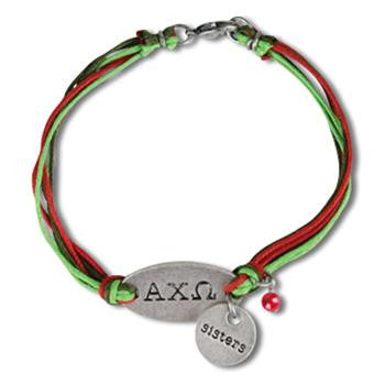 Sorority Sisters Bracelet - Alexandra and Co. - Campus Connection - 1