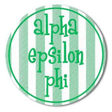Sorority Round Decal Sticker - Alexandra and Co. - Campus Connection - 5