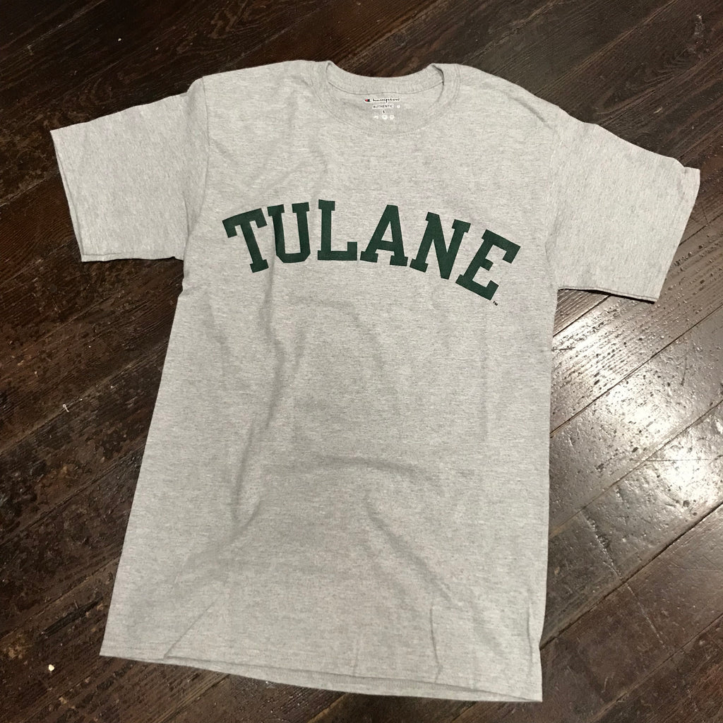 Youth Tulane T-Shirt - Gray