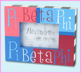 Sorority Block Picture Frame - Alexandra and Co. - Campus Connection - 13