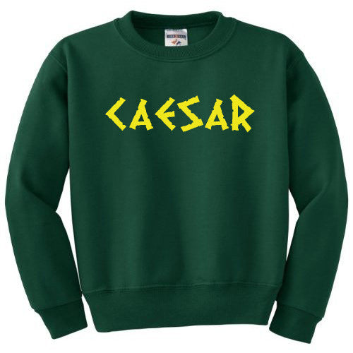 Krewe of Caesar Crewneck Sweatshirt - Campus Connection - Campus Connection