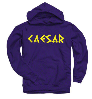 Krewe of Caesar Hooded Sweatshirt - Campus Connection - Campus Connection
