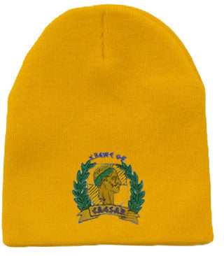 Krewe of Caesar Knit Beanie Cap - Campus Connection - Campus Connection