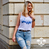 Sorority Candice Bella Slouchy Tank
