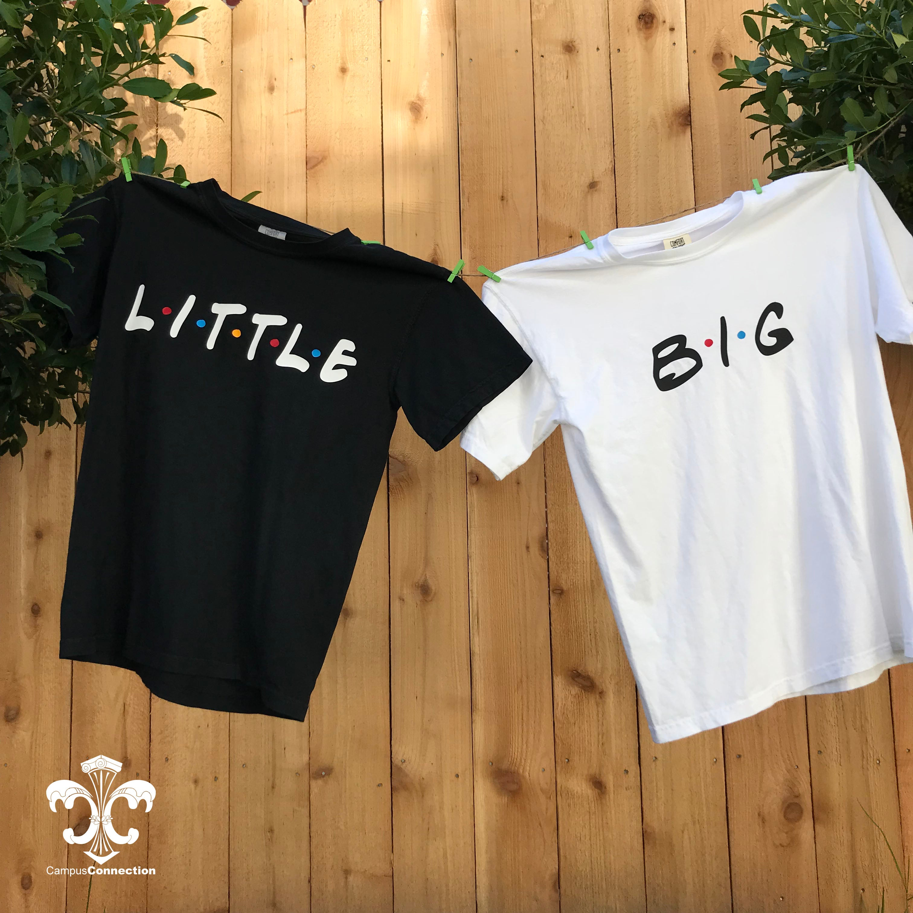 1a330ae7d Home > Products > Big/Little/GBig/GGBig Friends Sorority Comfort Colors  Shirt