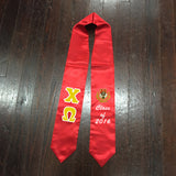Sorority or Fraternity Class of 2016 Satin Graduation Stole - Campus Connection - Campus Connection - 1