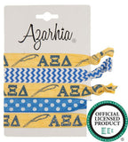 Sorority Hair Tie Pack - Azarhia - Campus Connection - 4