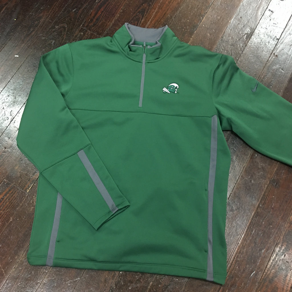 Tulane Nike Therma-Fit Cover-Up